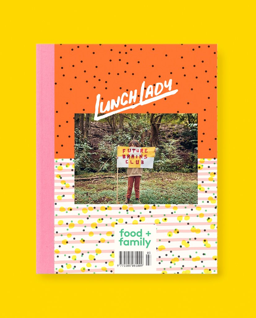 Lunch Lady – Issue 23