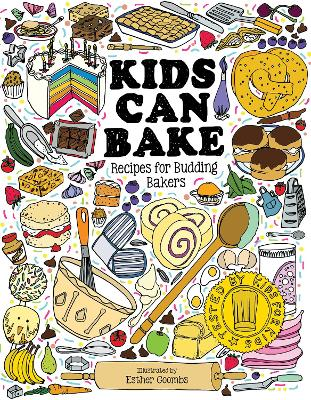 Kids Can Bake: Super-simple recipes for budding bakers