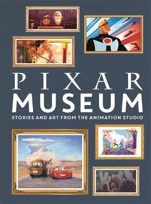 Pixar Museum: Stories and art from the animation studio