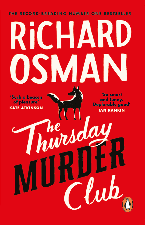 Signed Exclusive Edition: The Thursday Murder Club