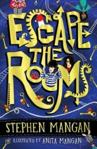 Signed Bookplate Edition: Escape the Rooms