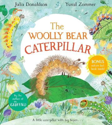 Signed Bookplate Edition: Woolly Bear Caterpillar – In...