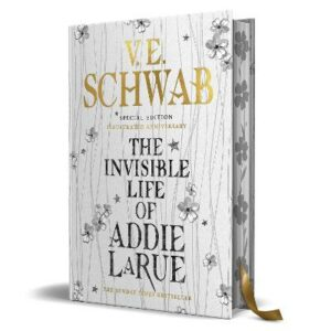Signed & Dedicated Edition: The Invisible Life of Addie LaRue – Illustrated Anniversary Edition
