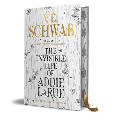 Signed & Dedicated Edition: The Invisible Life of Addie...