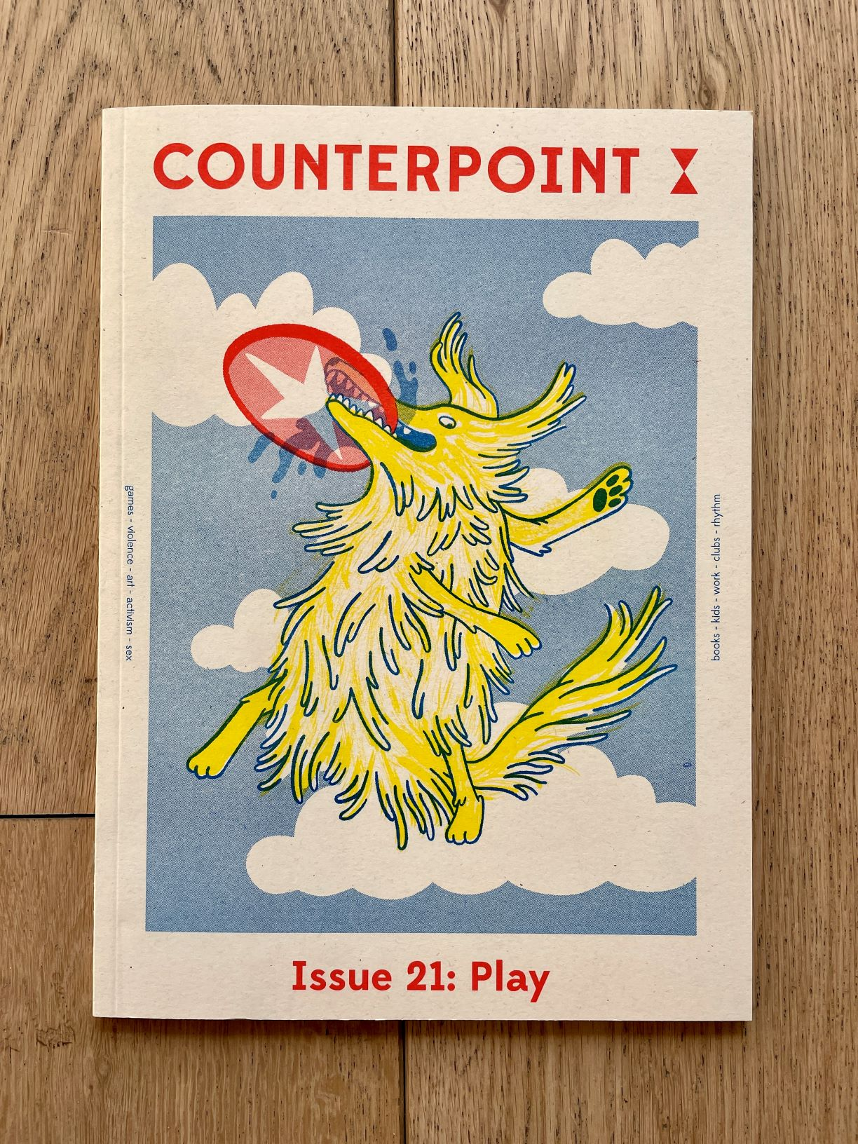 Counterpoint Issue 21: Play