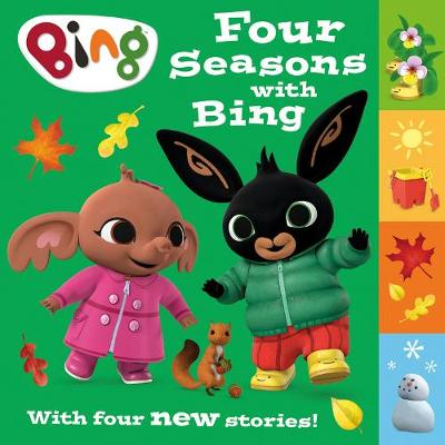 Four Seasons with Bing: A Collection of Four New Stories