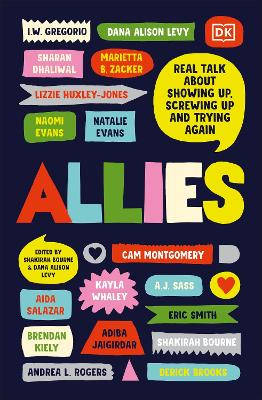 Allies: Real Talk About Showing Up, Screwing Up, And Trying ...