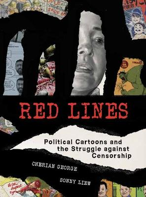 Red Lines: Political Cartoons and the Struggle against Censo...