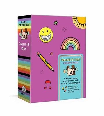 Raina's Day Jigsaw Puzzle: A 450-Piece Puzzle Featurin...