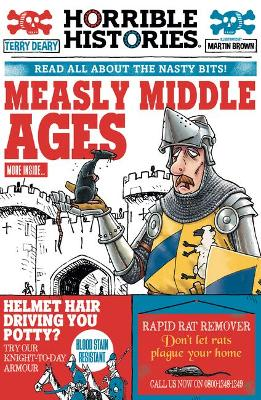Measly Middle Ages (newspaper edition)