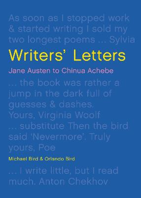 Writers' Letters: Jane Austen to Chinua Achebe