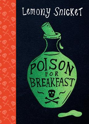 Signed Edition: Poison for Breakfast