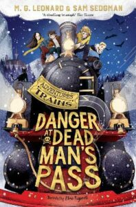Signed Bookplate Edition: Danger at Dead Man's Pass