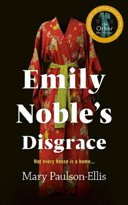 Signed First Edition: Emily Noble's Disgrace