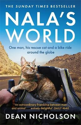 Nala's World: One man, his rescue cat and a bike ride ...