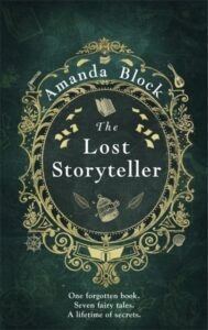 Signed Edition: The Lost Storyteller