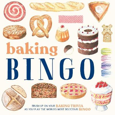 Baking Bingo: Brush up on your baking know-how as you play t...