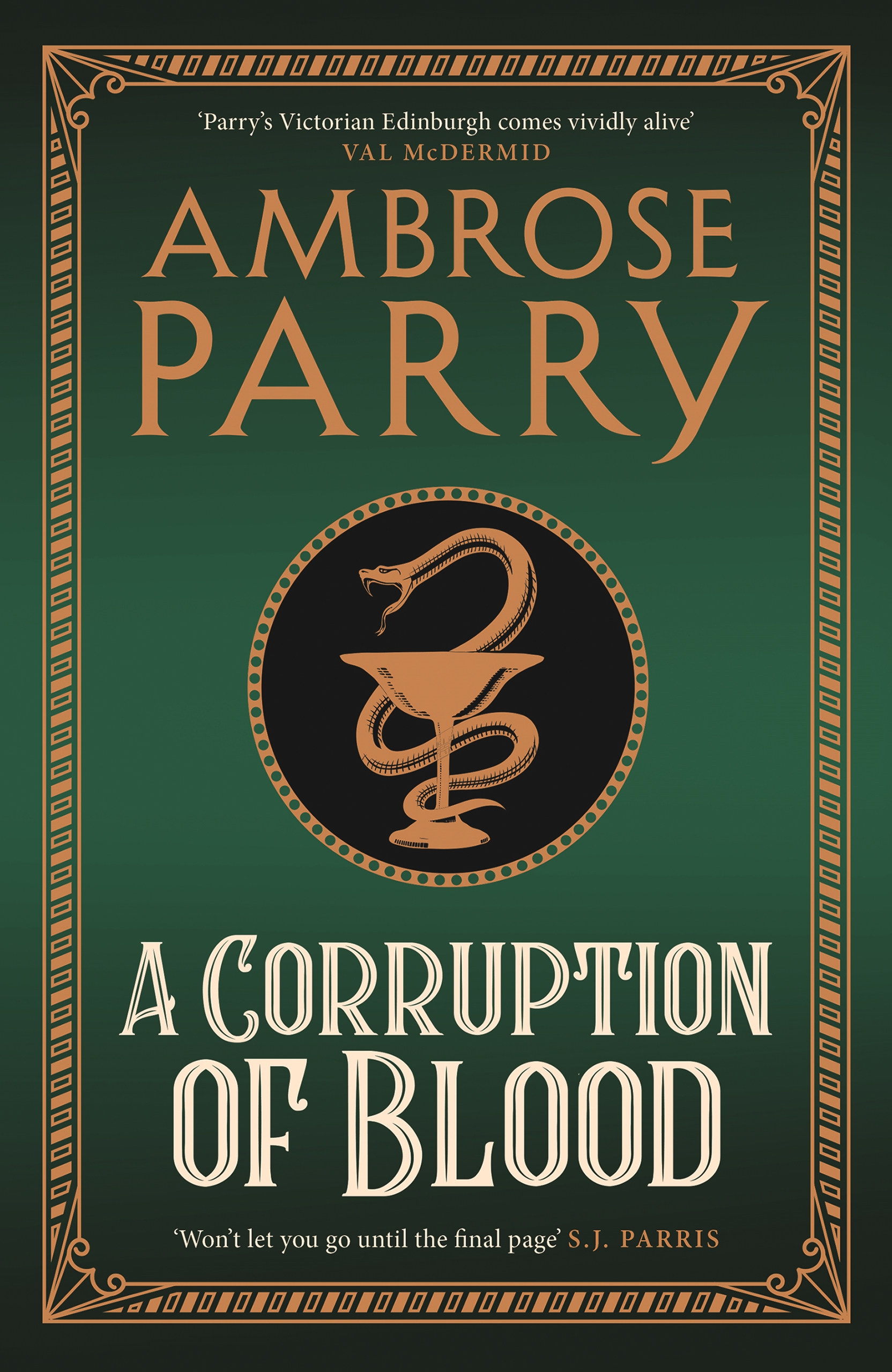 Signed Edition: A Corruption of Blood