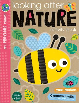 My Precious Planet Looking After Nature Activity Book
