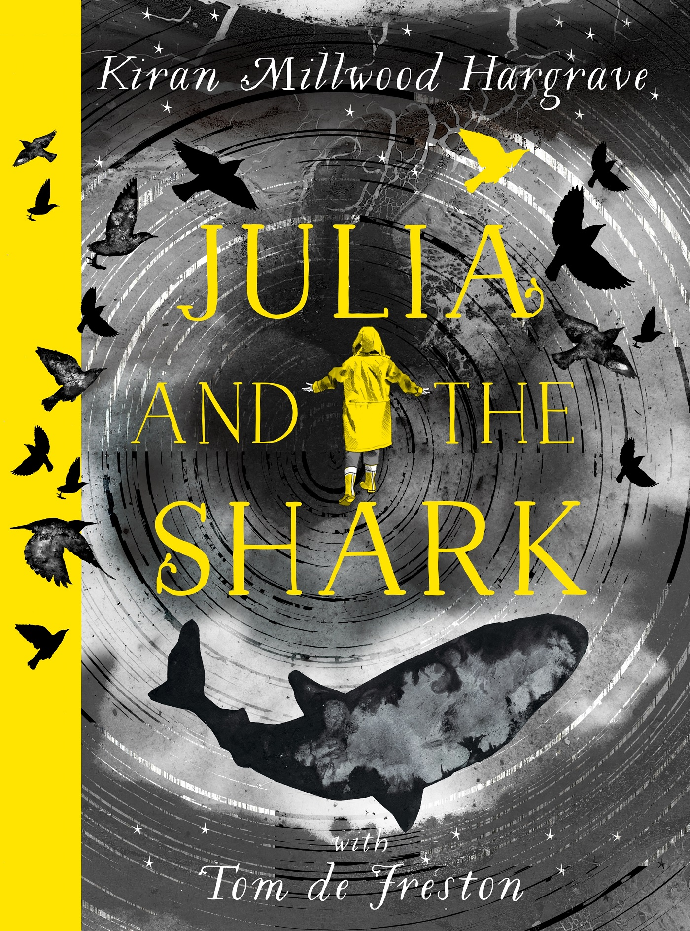 Signed Edition: Julia and the Shark