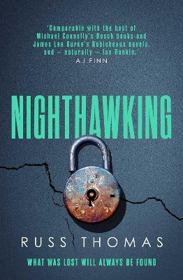 Nighthawking: The new must-read thriller from the bestsellin...