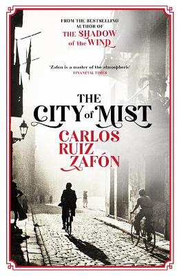 City of Mist, The: The last book by the bestselling author o...