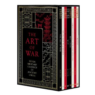 Art of War and Other Military Classics from Ancient China (8...