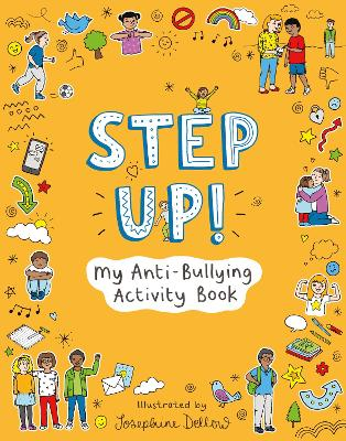Step Up!: My Anti-Bullying Activity Book