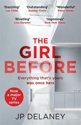 Girl Before, The: TV tie-in edition