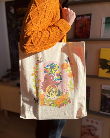 Books Are My Bag – 2021 Limited Edition Bag